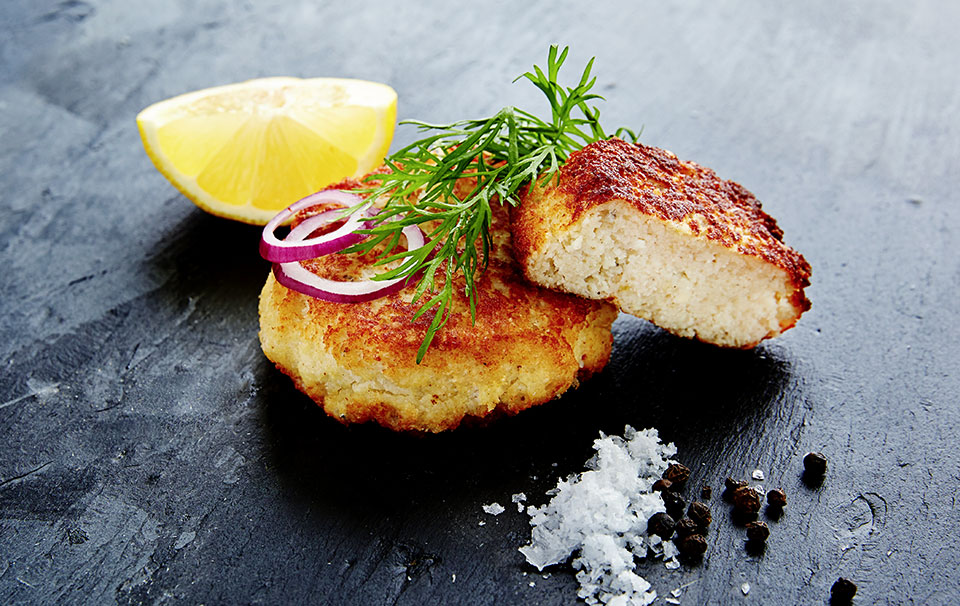 Fish Burger Jekafish